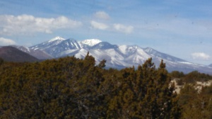 One of the many beautiful scenes in Flagstaff, AZ