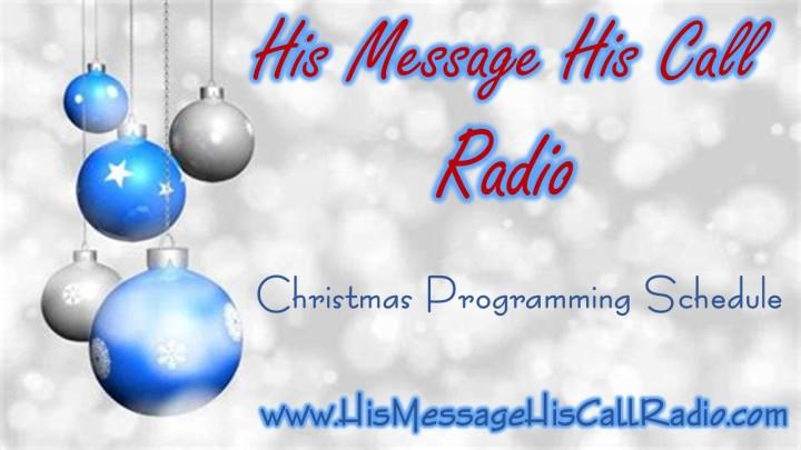 christmasprogramming